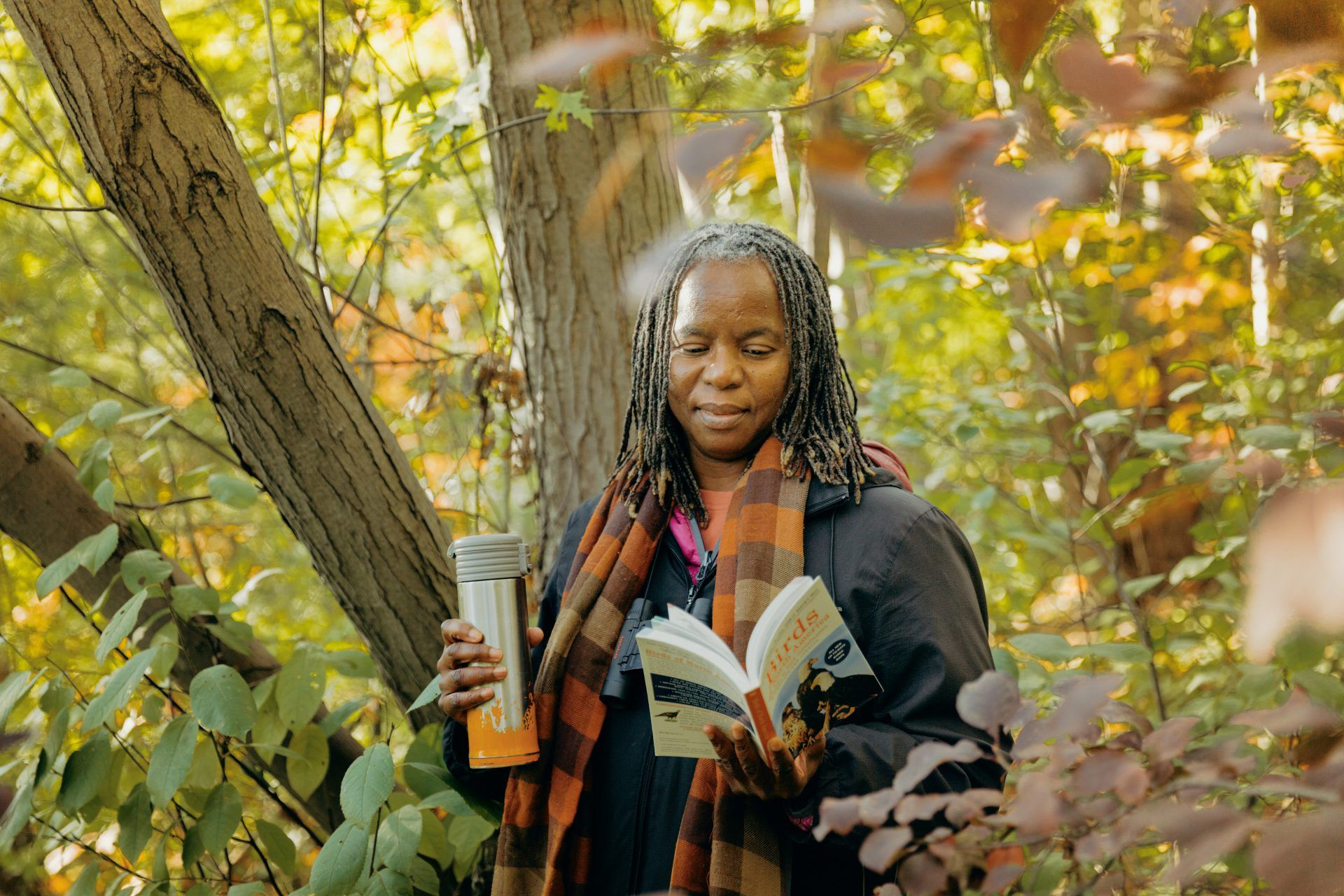 Jacqueline L. Scott, founder of Black Outdoors. Credit: Broadview.org