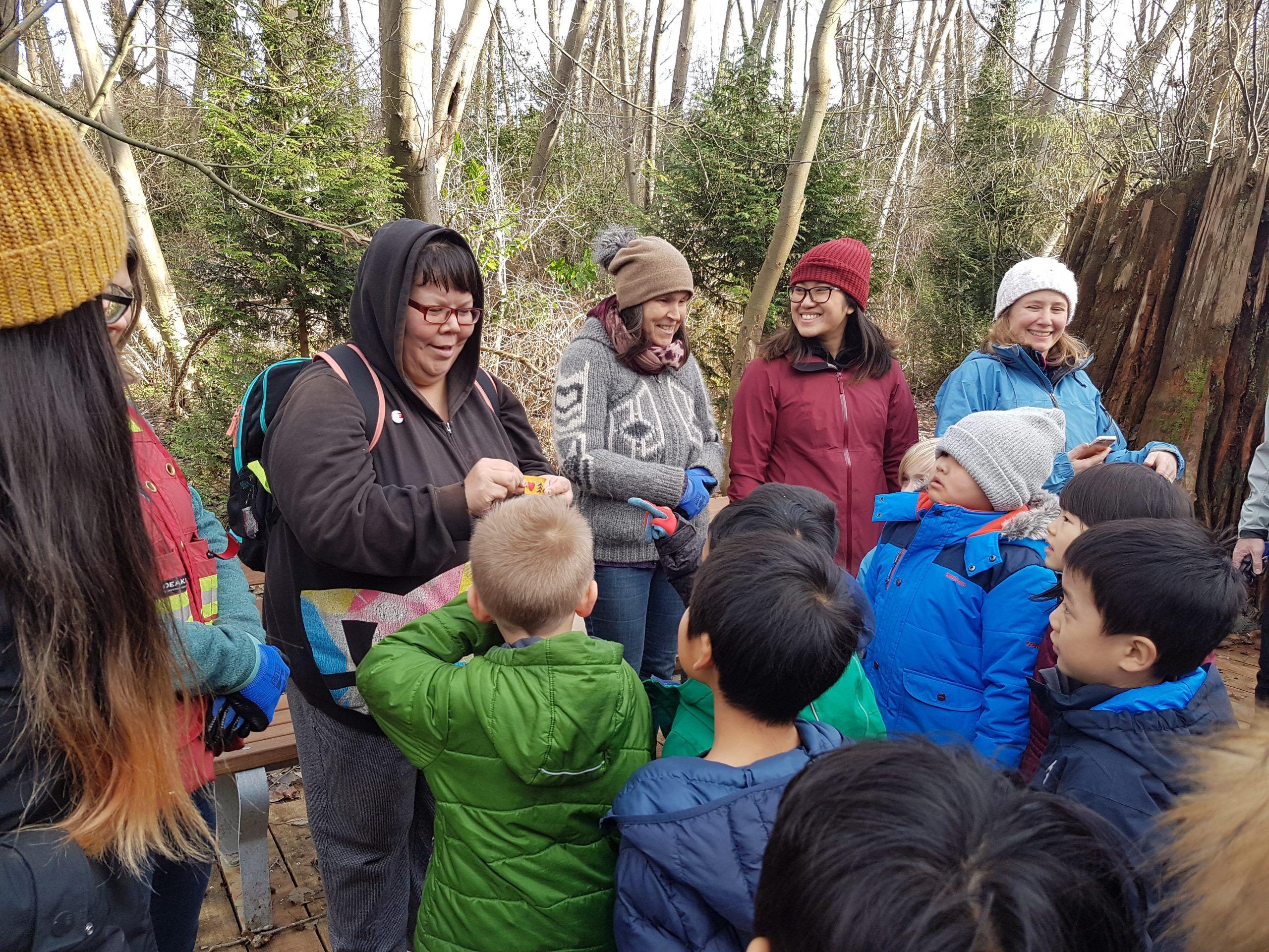 Resurfacing History Program, Vancouver. Credit: Still Moon Arts