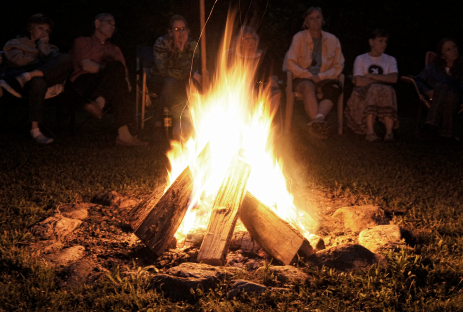 Sacred Fire at Royal City Park in Guelph. Credit: Adam A. Donaldson